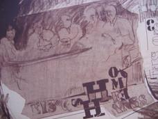 Série Executivos, 1975. Heliografia, 70