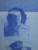 Série Homem fora da linha, 1981. Heliogr