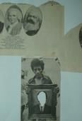 Fome filosófica, 1978. Colagem, 40 x 28