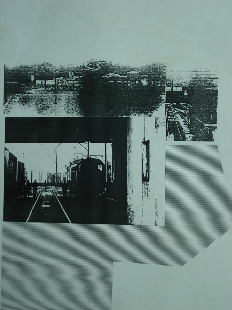 Paramapiacaba, 1980. Xerografia.