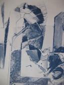 Série Marmitas, 1977. Heliografia, 60 x