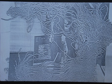 Série Encarna Encarde, 1973. Xerografia,