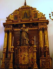 3 - Altar jesuítico.JPG