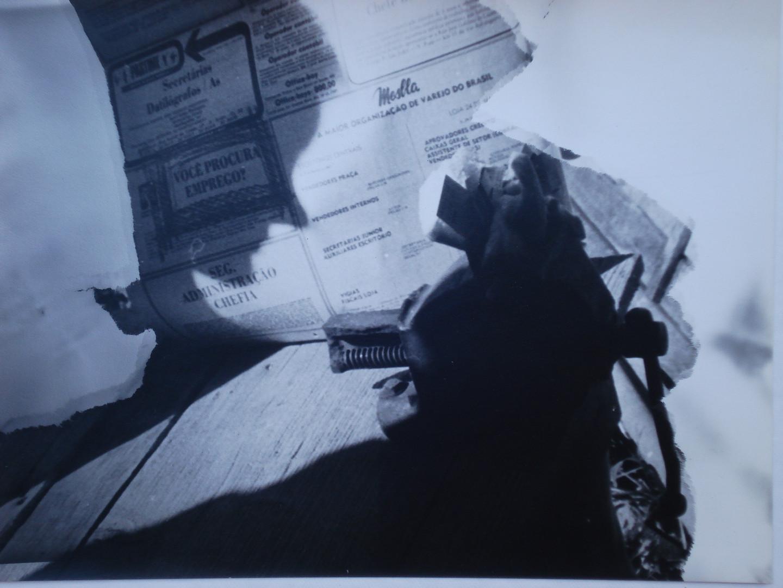 Arrocho salarial, 1977. Xerografia.