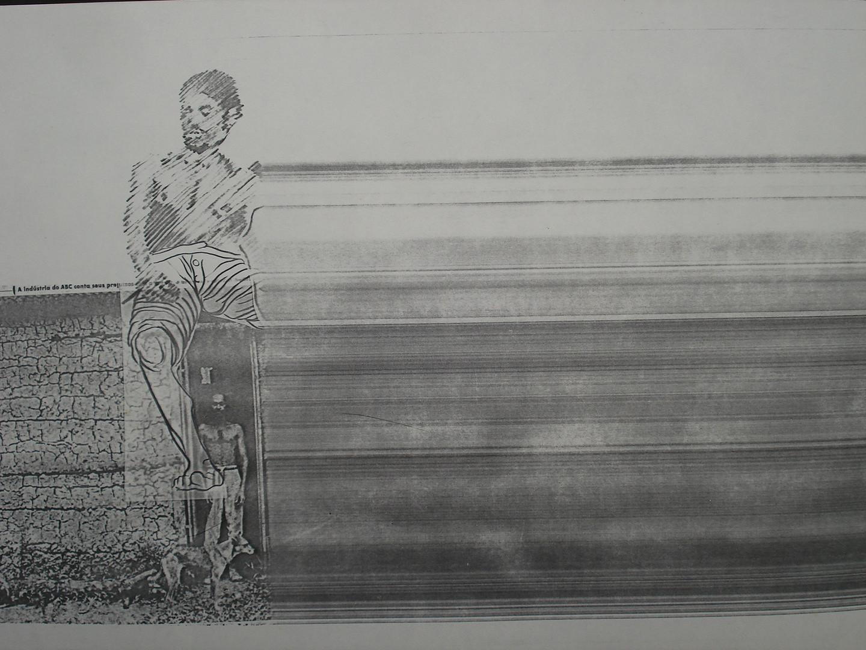 Migrante. O derrubador Brasileiro, 1980.