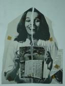 Morte banalizada, 1984. Montagem.