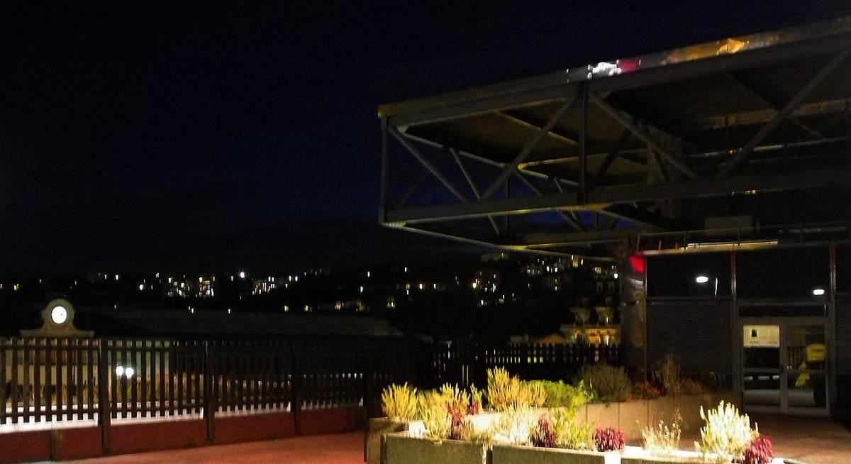 jardins suspendus perrache - le jardin de nuit 2
