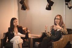 Mel Lui and Katti Fields