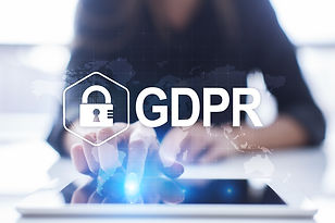 GDPR. Data Protection Regulation. Cyber