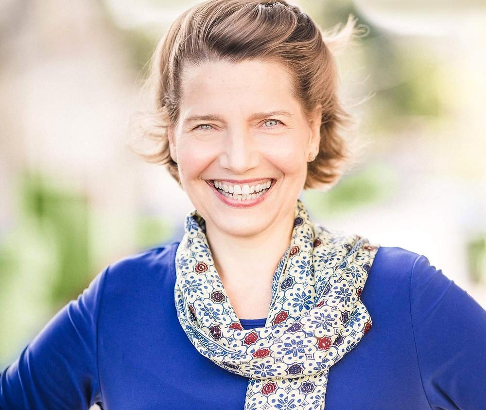 Storyteller Megan Wells