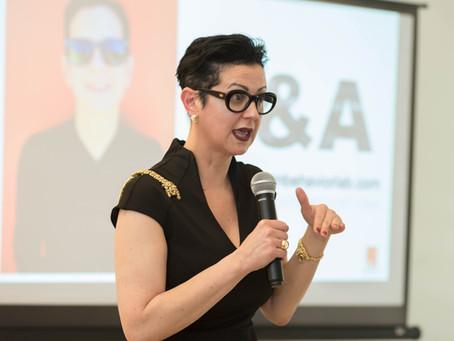 Human Behavior Hacker Intrigues Levy Senior Center Crowd