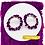 Thumbnail: BESPOKE Plüsch Geweih Earrings