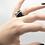 Thumbnail: BESPOKE Frühlings Geweih Ring
