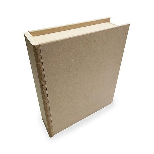 Caja libro con cajón mini