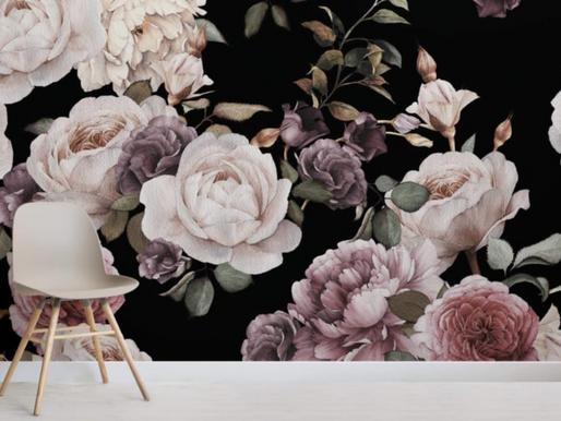 Papel tapiz ideales para crear un efecto feliz en tus paredes