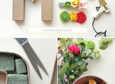 Letras decorativas: Revive tus espacios con estas ideas