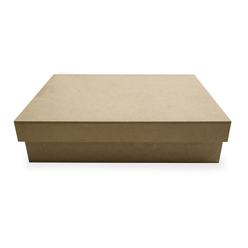 Caja con tapa exacta 20x26