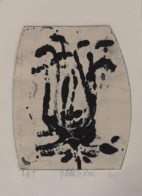 Pasnic Gravure de Gildas Le Reste