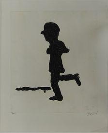 Jogger, 57 x 45 cm, 2010-2011 #AS108