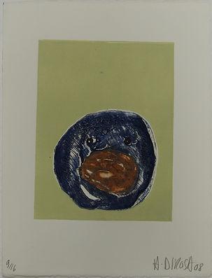 Petit galet, 33 x 25 cm, 2008 #HDR16