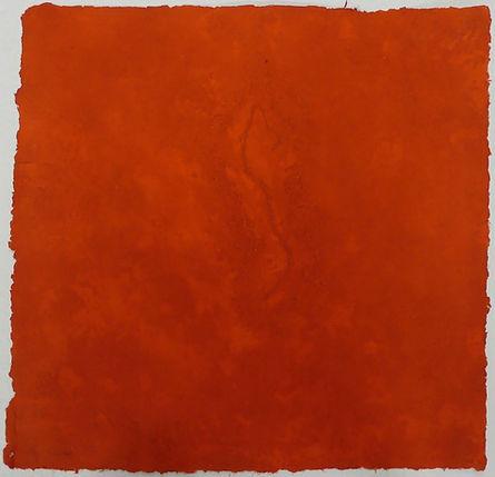 Rouge, 56 x 56 cm, 1987 #JMS1
