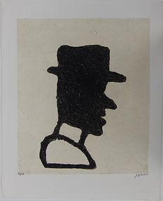Burguès, 57 x 45 cm, 2010-2011 #AS105