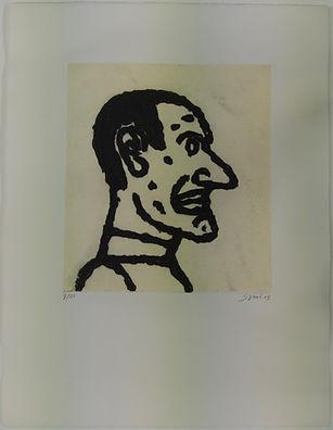 Cabeza 10, 65 x 50 cm, 2002 #AS22.jpg