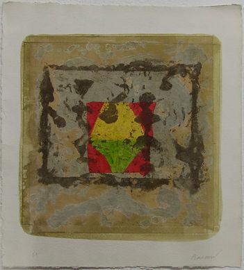 Ombres, 69 x 63 cm, 1990 #PMB34