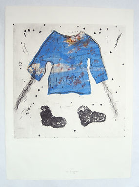Pasnic Gravure de Didier Hagège