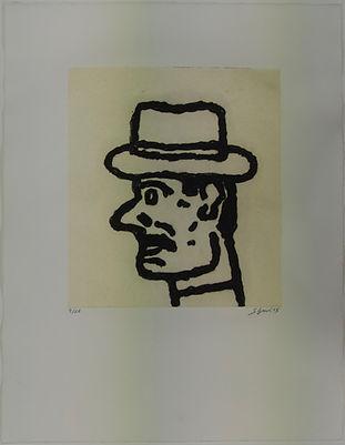 Cabeza 6, 65 x 50 cm, 2002 #AS18.jpg