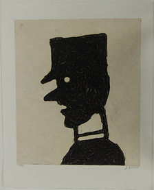 Legionario, 57 x 45 cm, 2010-2011 #AS102