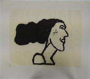 Melenita, 75 x 85 cm, 2008 #AS89.jpg
