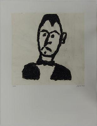 Cabeza 20, 65 x 50 cm, 2002 #AS31.jpg
