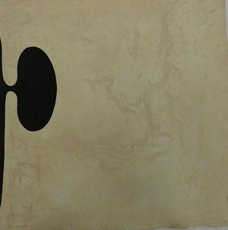 Ovale, 56 x 56 cm, 1987 #JMS3