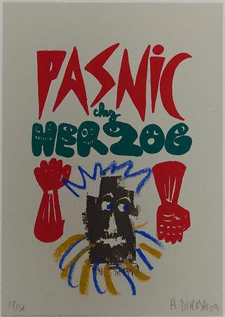 Chez Herzog, 30 x 21 cm, 2009 #HDR13