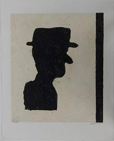 Un Tío, 57 x 45 cm, 2010-2011 #AS103