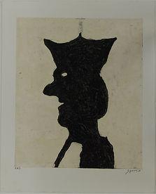 Obispo, 57 x 45 cm, 2010-2011 #AS106