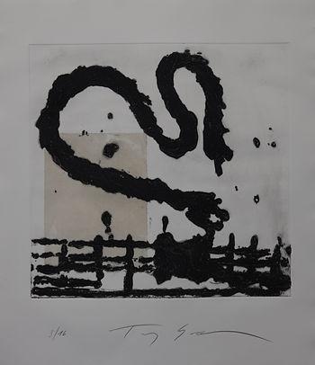 Pasnic Gravure de Tony Soulié