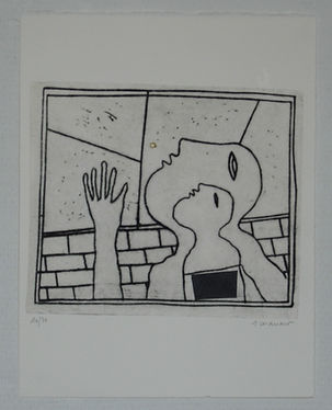 Pasnic Gravure de James Coignard