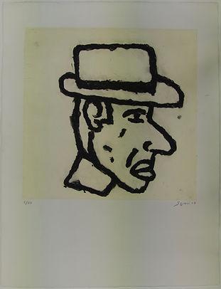 Cabeza 9, 65 x 50 cm, 2002 #AS21.jpg