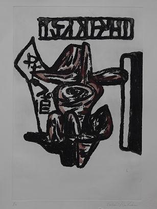 Pasnic Gravure de William Mackendree