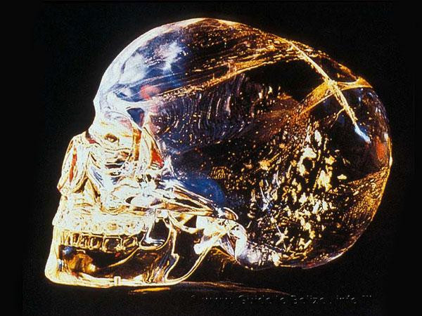 WHAT IS A CRYSTAL SKULL