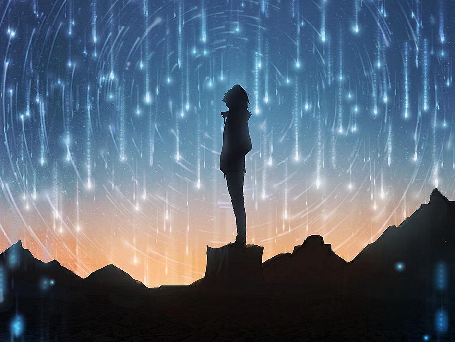 silhouette_starry_sky_stars_147342_1600x