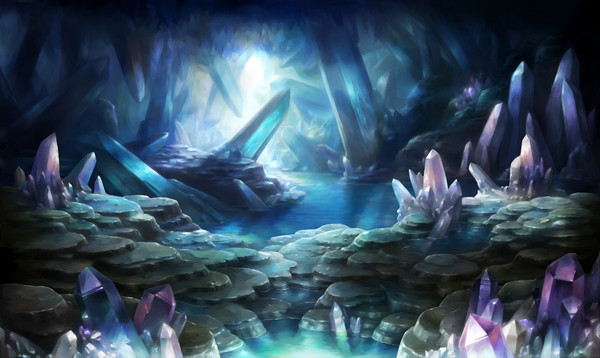 Crystals - Lovely beings of Light