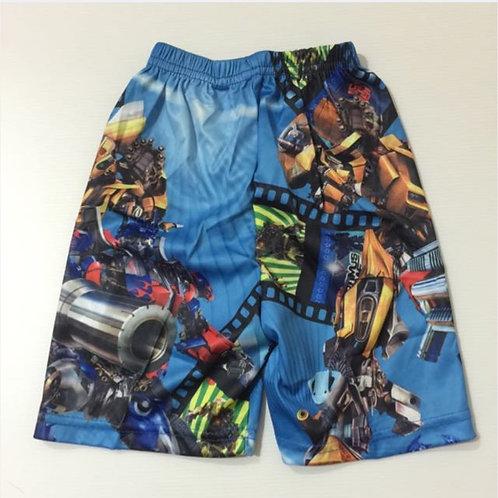 BN 2-3yr Boy Transformers Pants