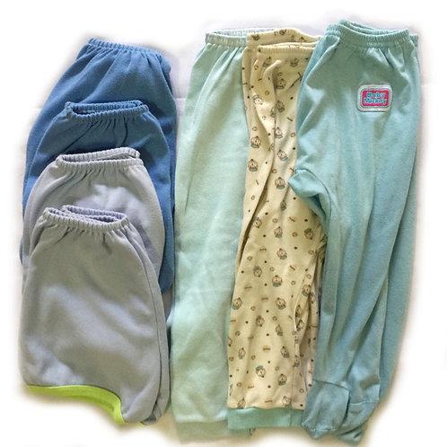 7pcs Size 6-12Mth Boy Pants
