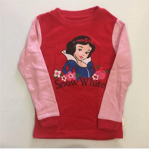 BN 1-2yr Girl Snow White Top