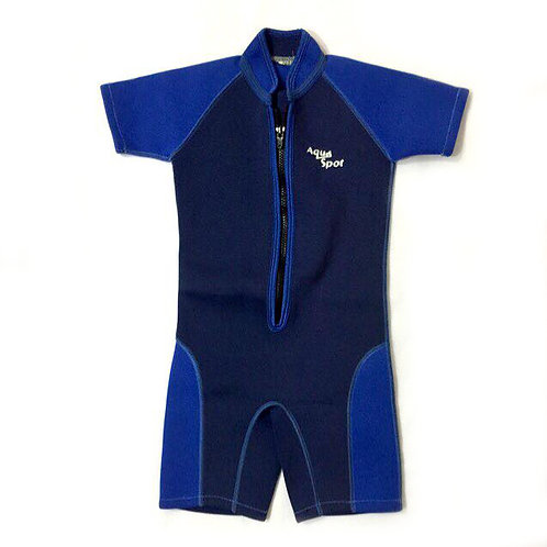 Size 5-6Yr Boy Thermal Swimsuit