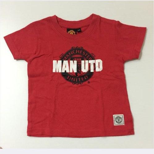 Size 2-3yr Boy Manchester United Tee