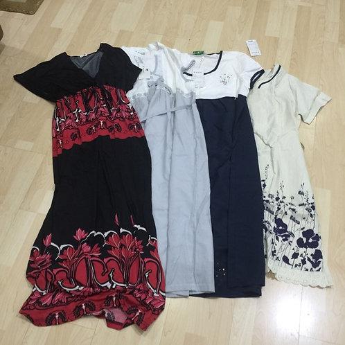 BN 4pcs M Maternity Dresses